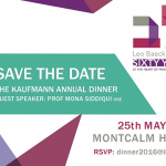 2016 Kaufmann Annual Dinner