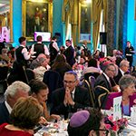 Our 60th Anniversary Dinner – Thank you to all our wonderful Guests