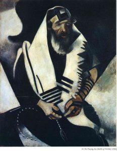 Chagall Tefillin