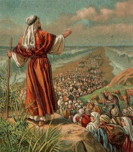 D'var Torah 18.03.28 Exodus