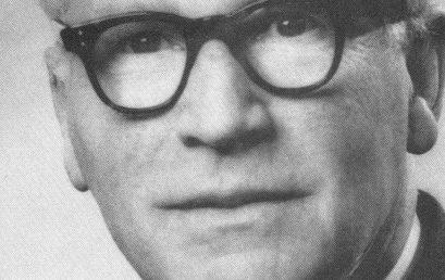 Rabbi Dr Werner Van der Zyl