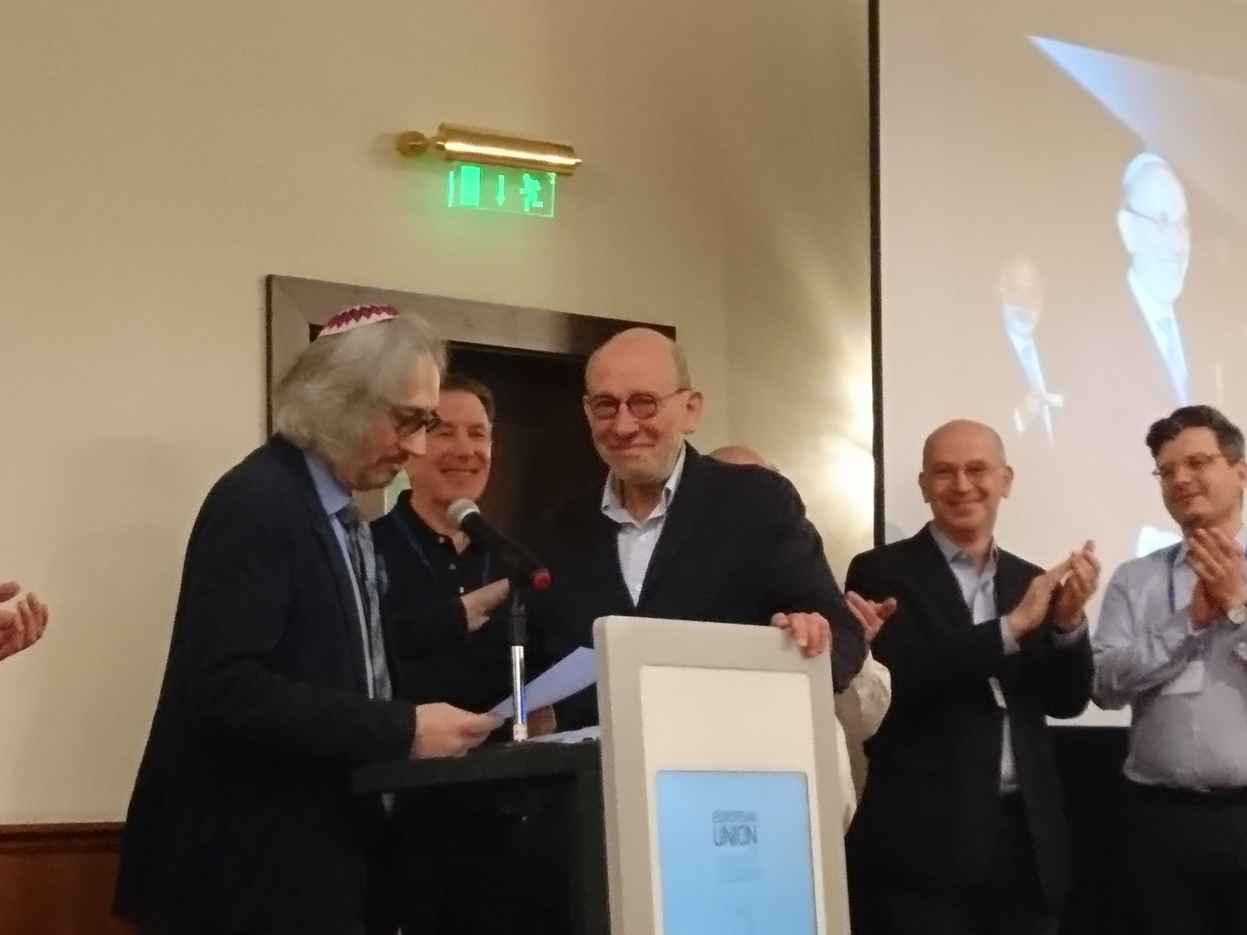 Rabbi Francois Garai – Fellowship of Leo Baeck College