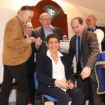 The induction of Rabbi Daniela Touati